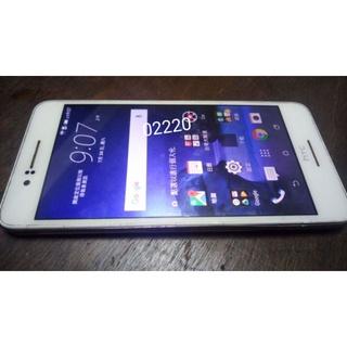 hTC5.5吋E9手機,hTC E9,二手手機,中古手機,手機空機~HTC E9手機~只能WiFi上網功能正常有一道裂痕
