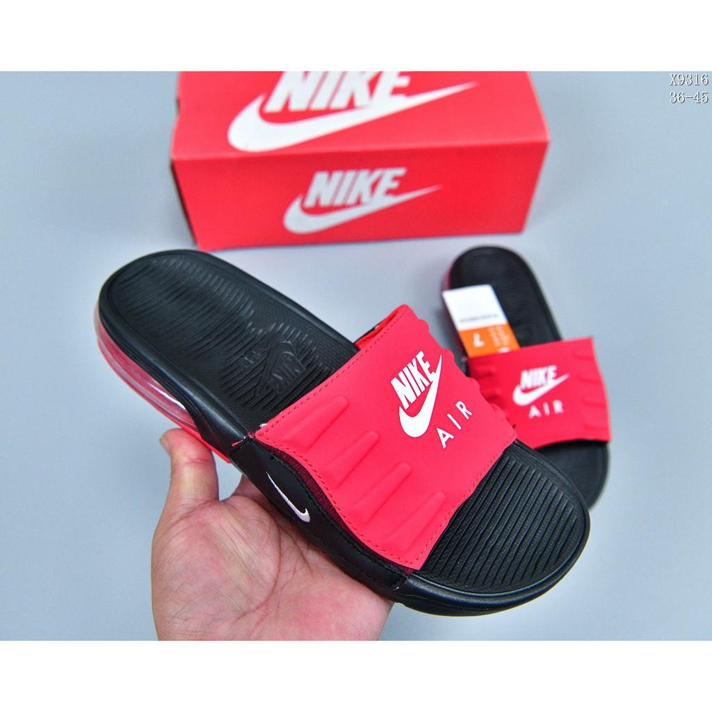新品耐克Nike Air Max Camden Slide耐克 夏季時尚舒適 氣墊壹字拖 高品質 拖鞋沙灘鞋