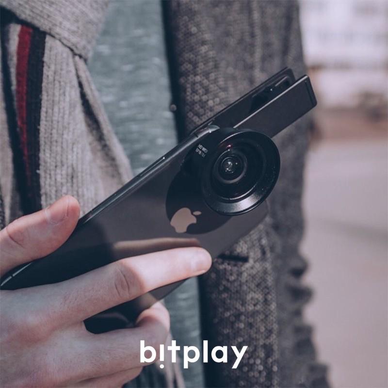 bitplay ALLCLIP mini 通用機身鏡頭夾+人氣HD高階廣角(附贈小巧攜帶盒)