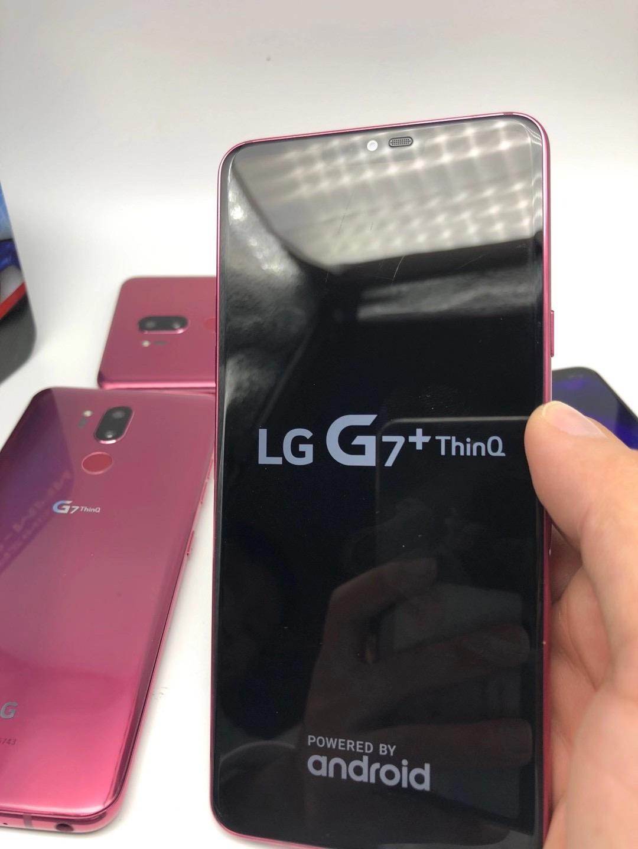 LG G7極新福利機 高通845處理器HIFI音效 4/64GB旗艦手機 福利機
