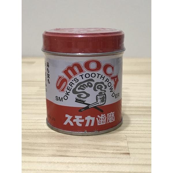 日本斯摩卡SMOCA 去煙漬茶漬 薄荷味155G