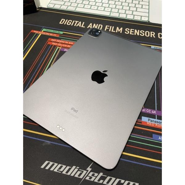Apple iPad 11 Pro 128GB 2020 深空灰 不議價 可搭原廠聰穎雙面夾 巧控鍵盤白色 二手