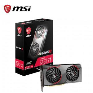 補貨中刷卡微星MSI Radeon RX 5500 XT GAMING X 8G PCI-E顯示