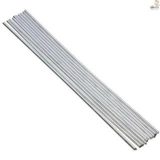 Promise-10pcs鋁焊絲低溫鋁焊絲實芯鋁焊條(實芯只能和鋁焊接) 25cm*3.2mm