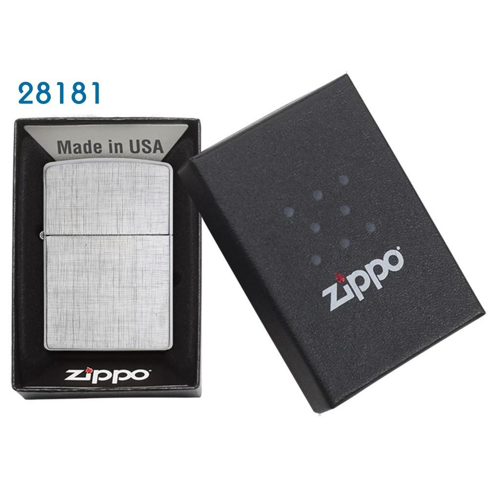 Zippo 28181 28182 燃油式打火機 煤油打火機 打火機 【現貨】