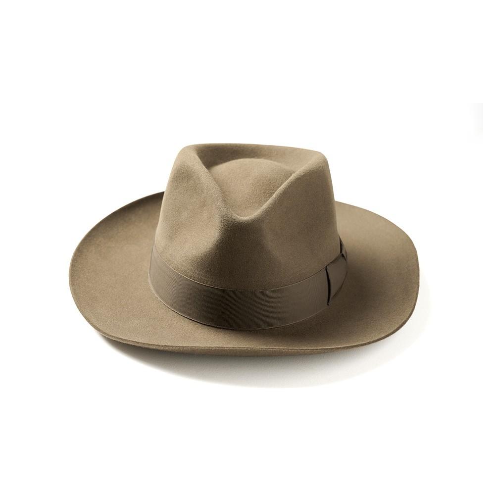 """Retrodandy - """" Fedora Hat (Kids) """" - 咖啡 Brown"""