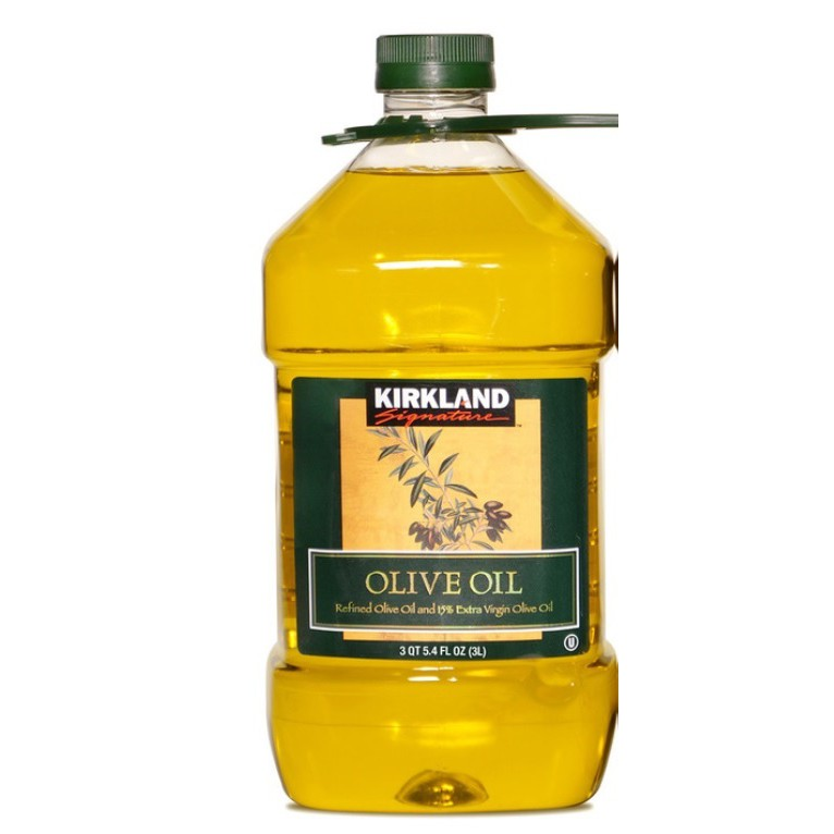 『好市多店小二』 Kirkland Signature 科克蘭 純橄欖油 3公升 純橄欖 橄欖油 橄欖