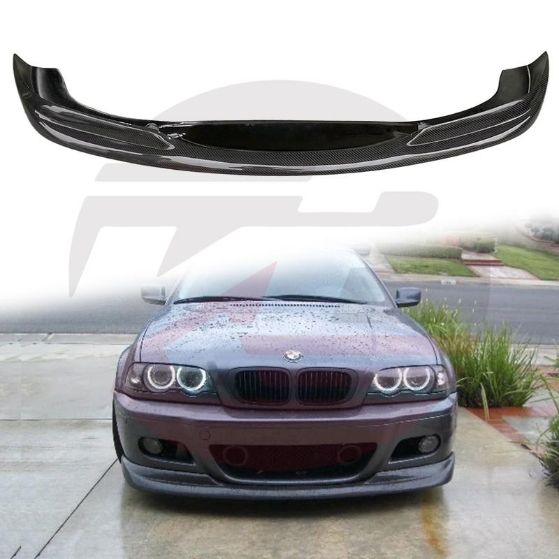 KP擎利國際 碳纖維精品 BMW E46 正M3 專用 碳纖維K款前保桿下巴(歐美外銷熱賣商品 品質保證)
