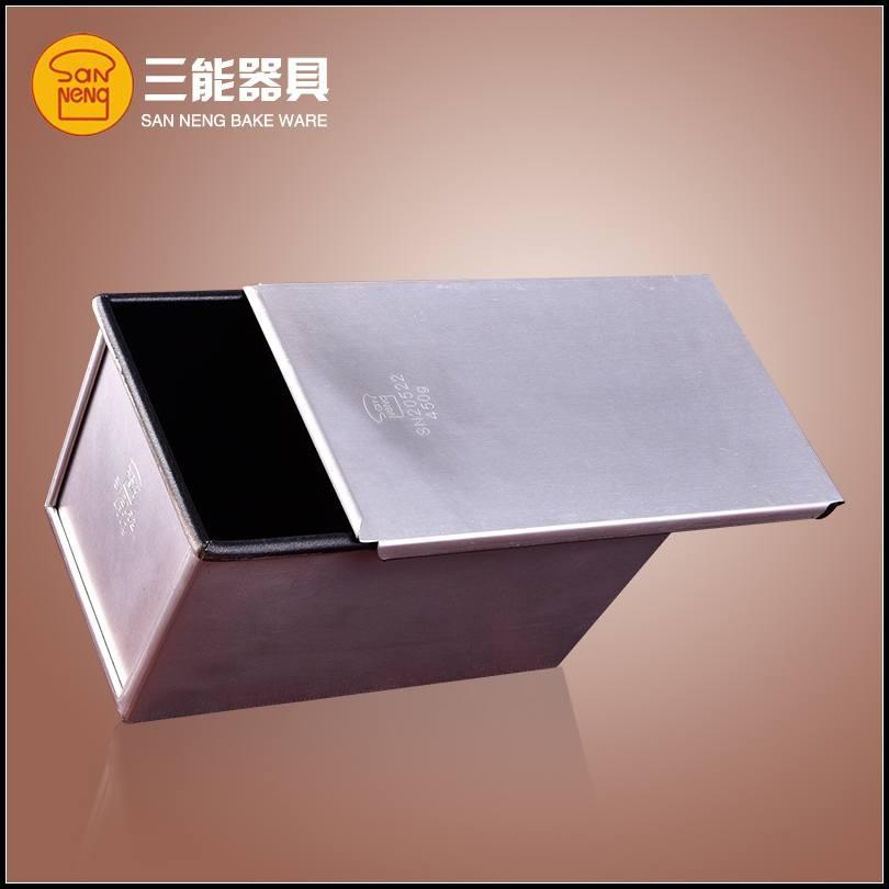 三能吐司盒 SN2052/上蓋SN20522 技能檢定用  12兩 吐司模 12兩 吐司盒 不沾 烘焙工具~咕咕烘培~