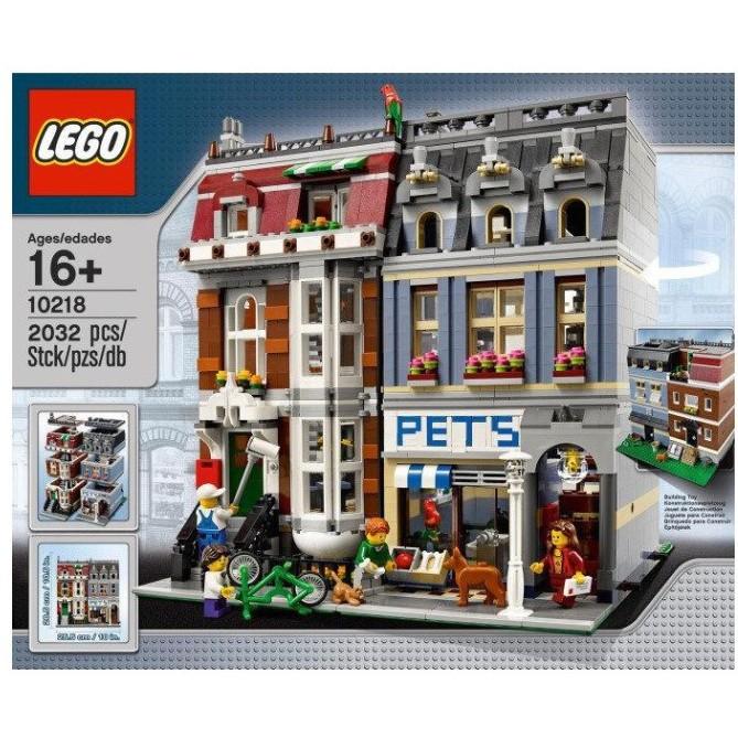 {鹿兒小鋪}~全新未拆 樂高 LEGO 10218