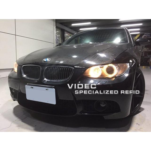 大台北汽車精品 BMW E90 E91 E92 E93 前保桿 改M3樣式 空力套件 大包 320 323 台北威德