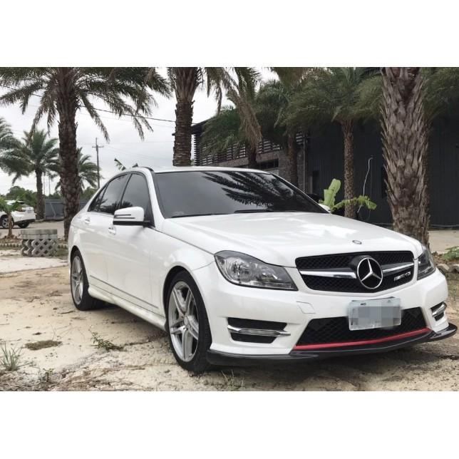 Mercedes-Benz 賓士 C250 2012 1800cc 白