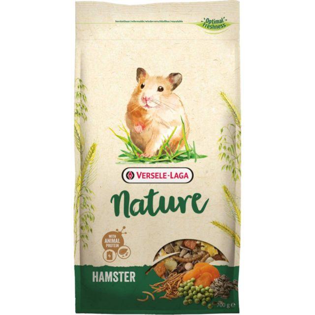 【兔兔芽】比利時凡賽爾 NATUR天然特級倉鼠飼料 700g 倉鼠主食 黃金鼠 飼料
