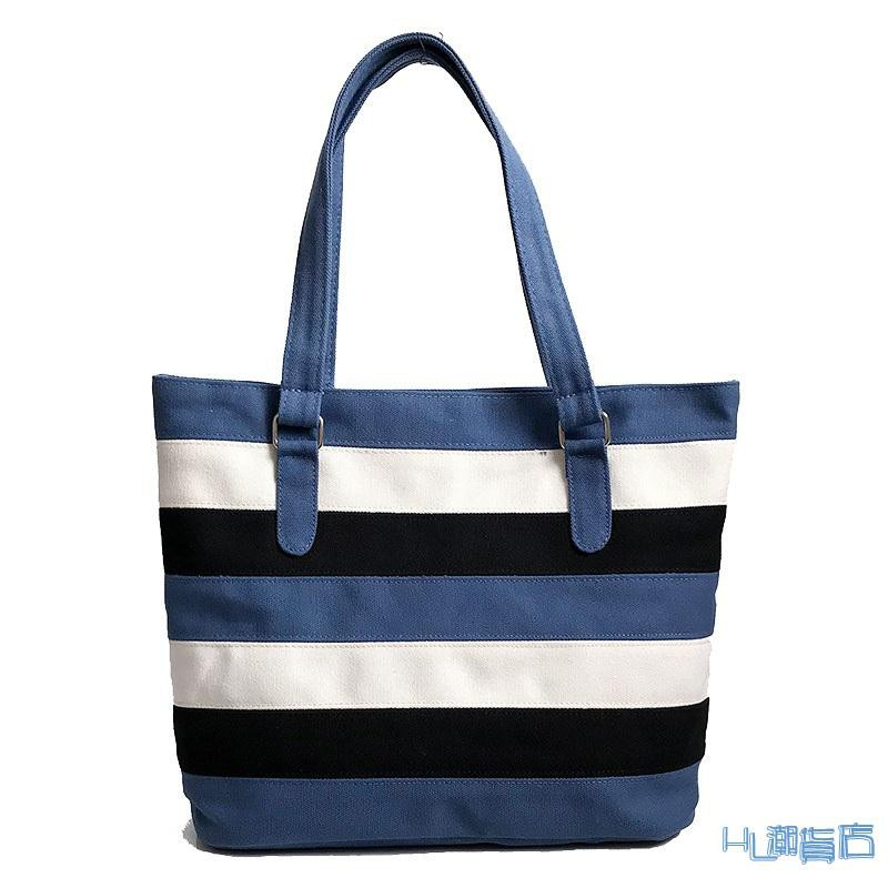 帆布包 大學生帆布包包女2021新款潮日系大容量單肩包休閒布袋上課包布包『HL28』