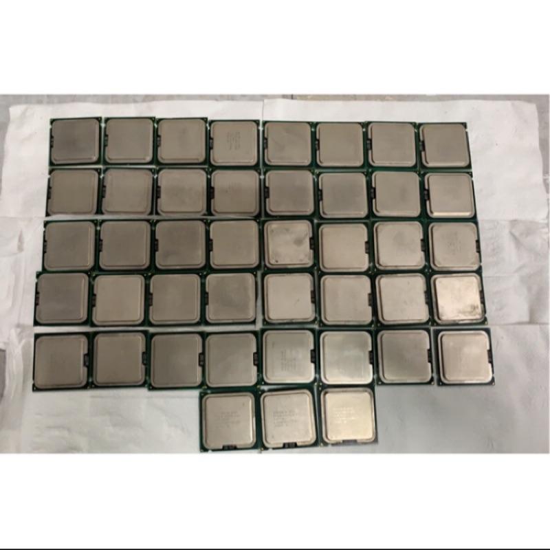 Intel 775 腳位 Q6600. Q8200. Q8300. Q8400.Q9300.Q9400.Q9450