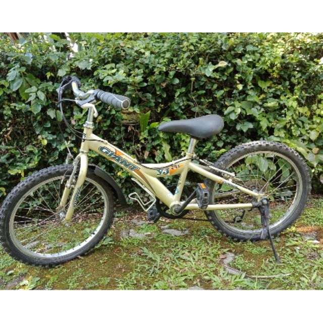 GIANT 捷安特  YJ251 20吋 六段變速 兒童腳踏車 二手