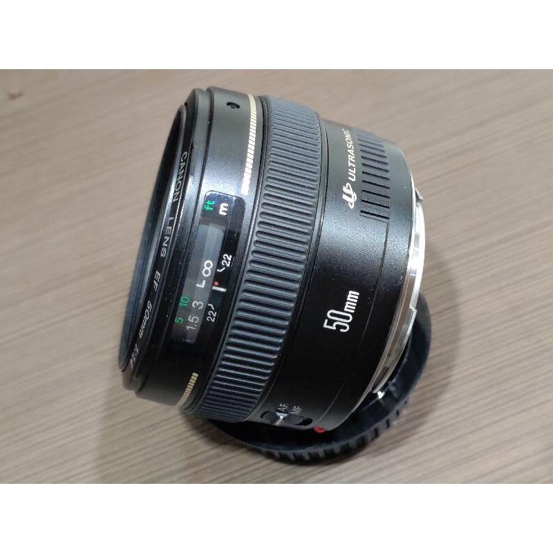 Canon EF 50mm f1.4 USM 二手 定焦 單眼鏡頭 canon EF 50 1.4 二手