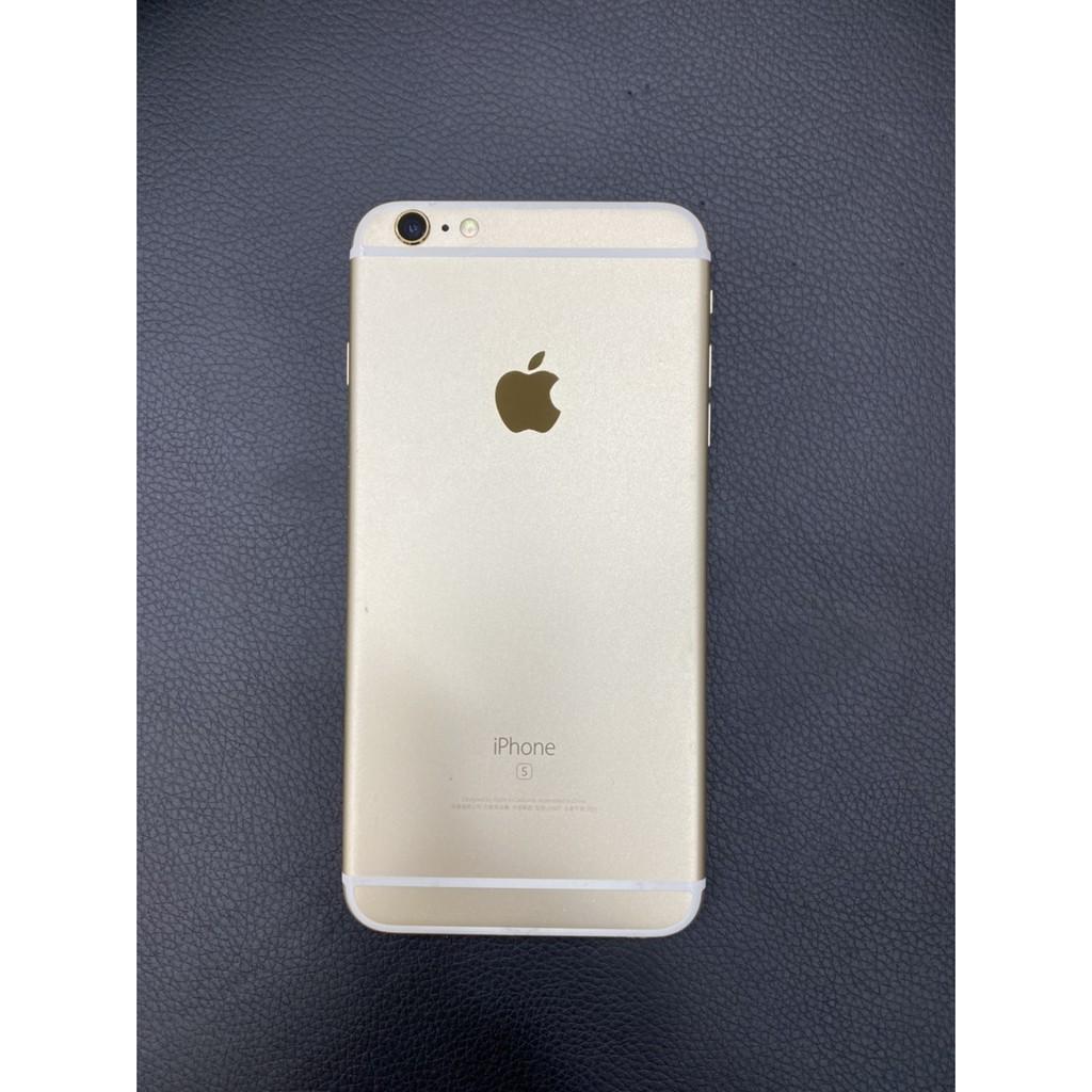 9.9成新 二手機 中古機 APPLE iPhone 6s plus 64G 金色 i6s i6s+ i6 自取少200