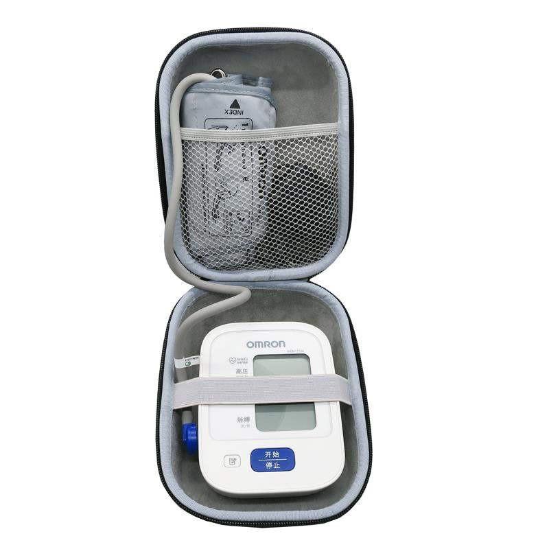 血氧儀血壓計魚躍包血糖便攜電子適用測試儀歐姆龍血壓儀收納盒 iyDX