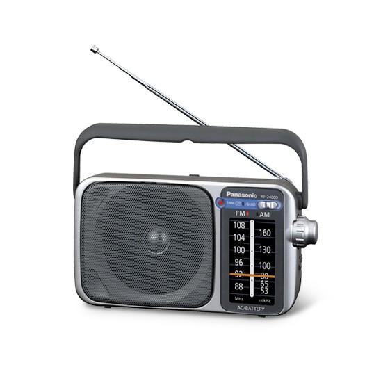 國際牌 PANASONIC FM/AM 收音機《RF-2400D/RF2400D》