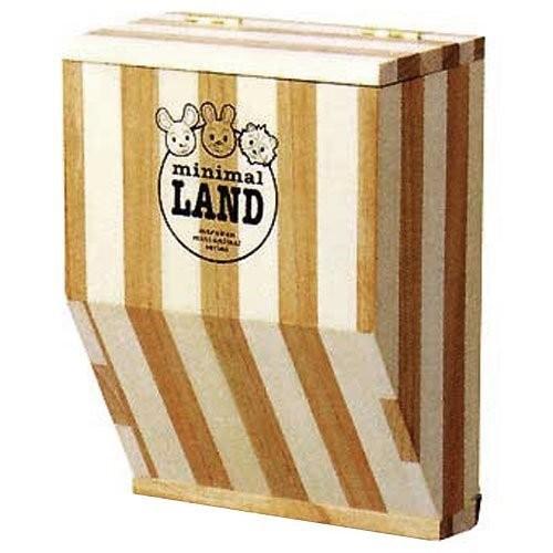 Marukan《牧草的家》MR-612 原木雙色牧草架 木製牧草架 牧草盒 天竺鼠 兔子 草架 =白喵小舖=