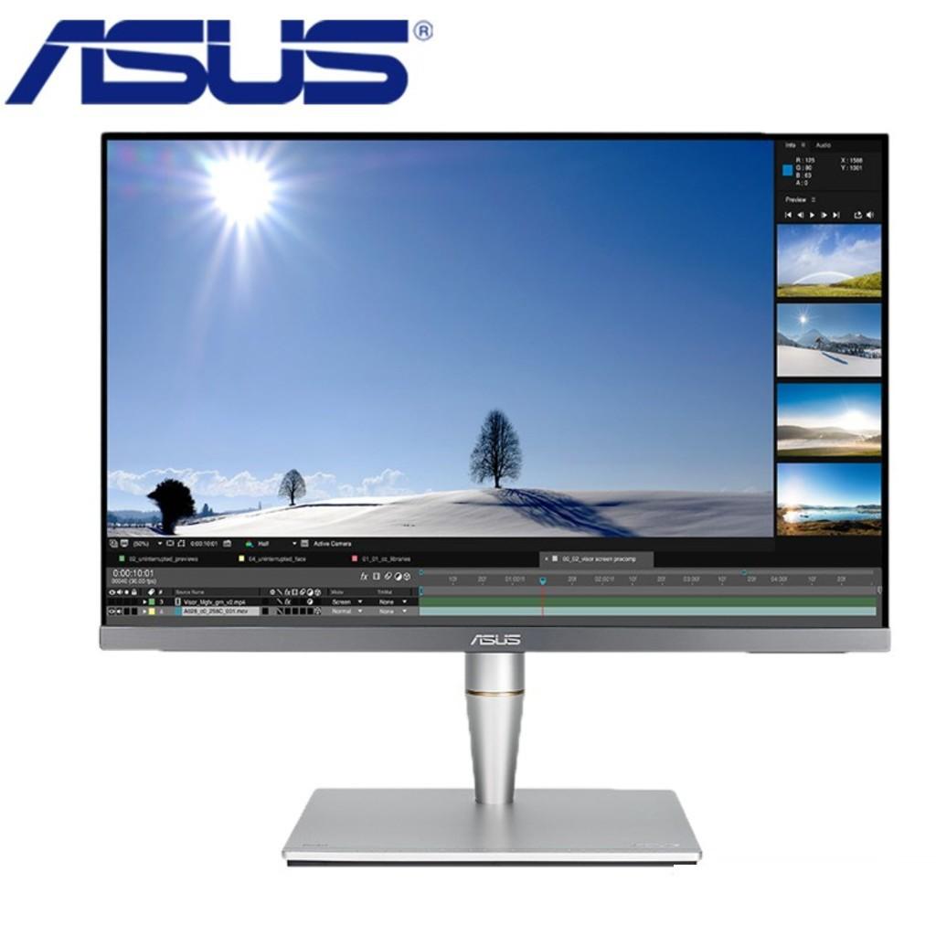 華碩 PA24AC 24型 HDR IPS 專業電腦 薄邊框 可旋轉內建喇叭USB Typ-C 液晶 電腦螢幕 廠商直送