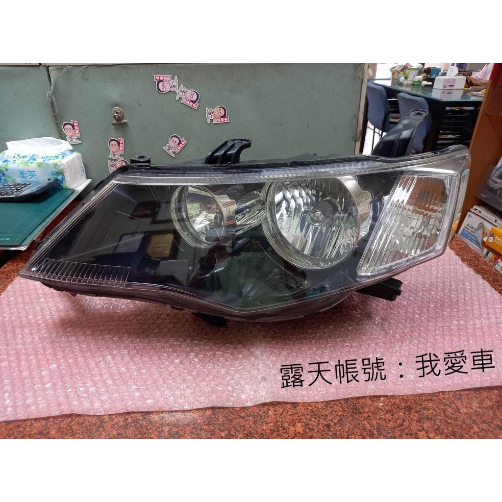 *我愛車*MITSUBISHI三菱 2008-2014 OUTLANDER 奧蘭德 2代 二手原廠左邊HID大燈