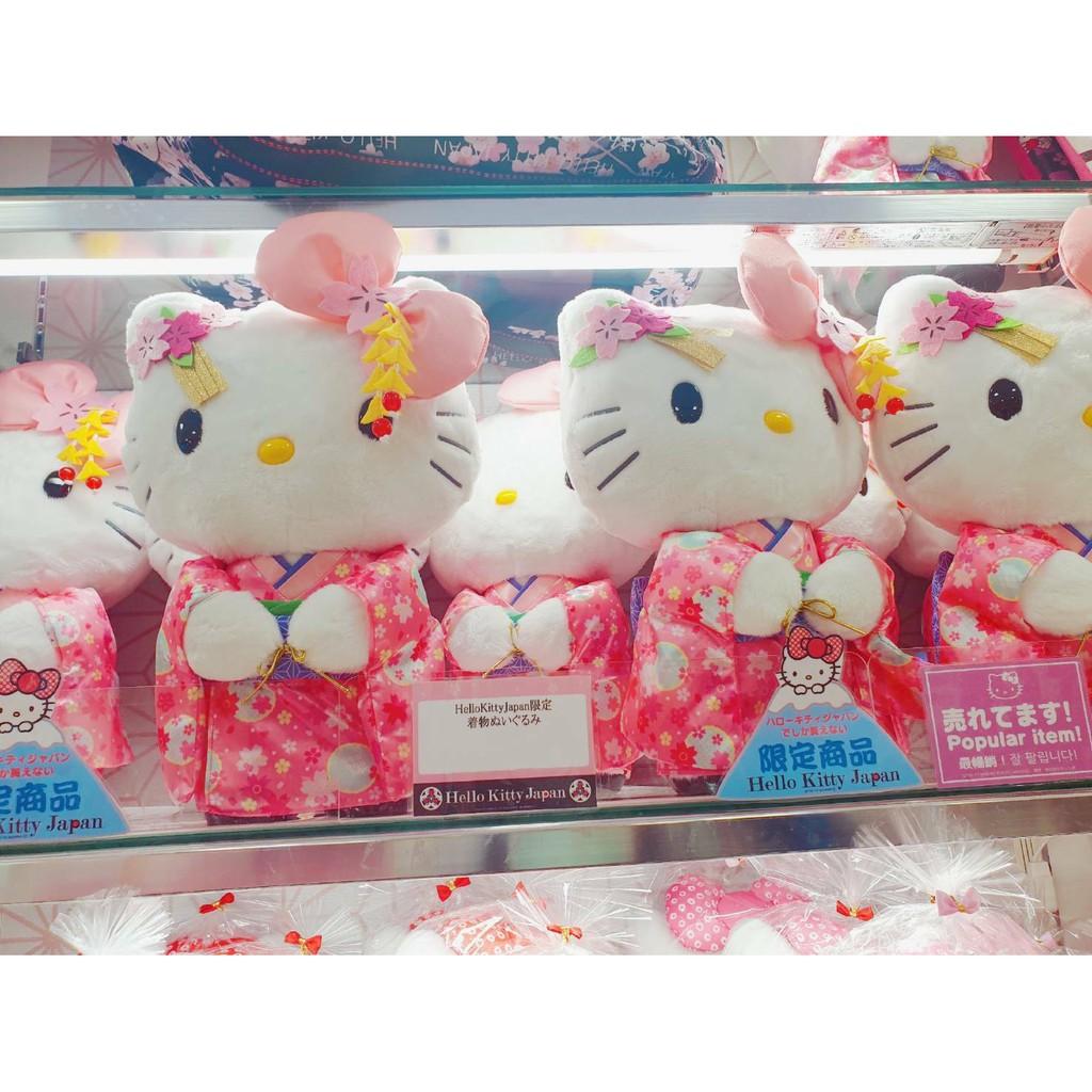 Sanrio 東京晴空塔帶回 日本限定KITTY娃娃玩偶(大)收藏 全新