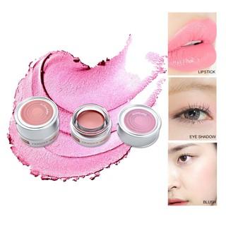 YANQINA单色珠光眼影膏 舞台妆提亮眼影粉 高珠光金葱粉8511