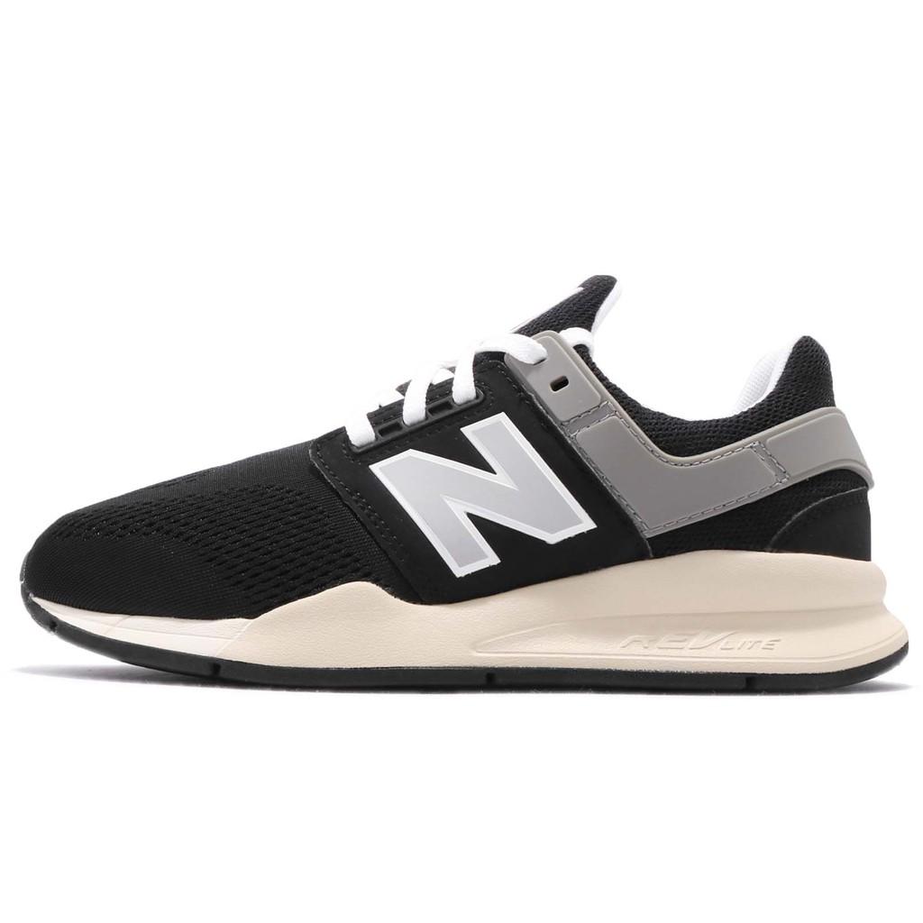 New Balance 慢跑鞋 NB 247 黑 銀 男鞋 女鞋 MS247MRD 【ACS】
