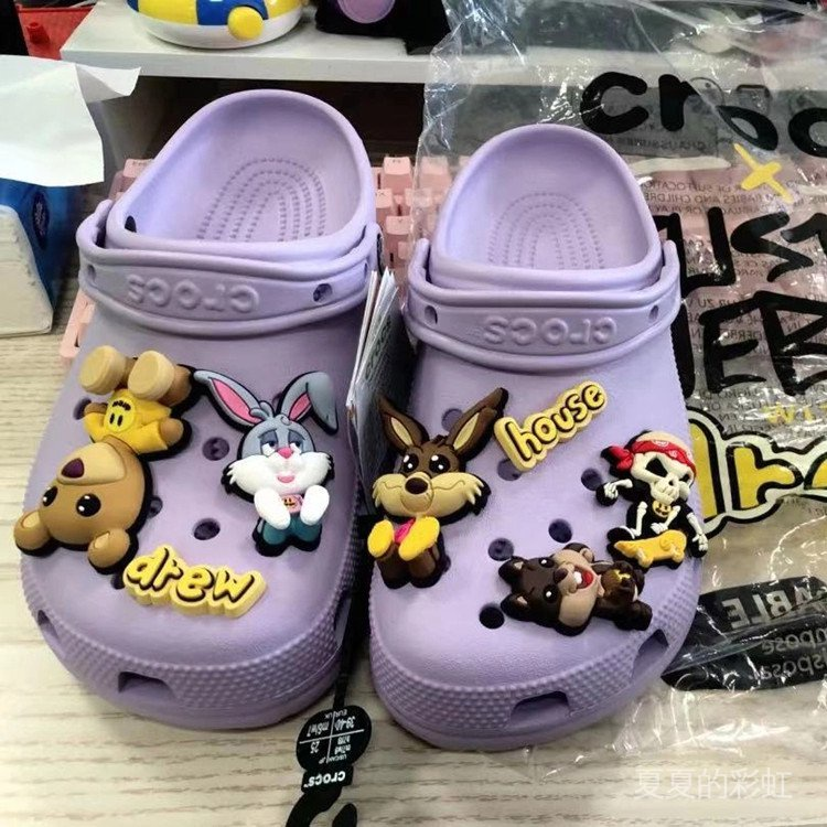 【SR-STUDIO】新品X Justin Bieber with Drew House聯名21款洞洞鞋限量拖鞋