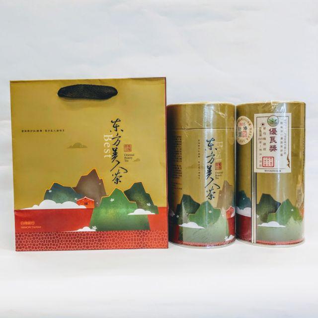 【綠之林茶行】新竹縣109年度東方美人茶 優良獎 一花 比賽茶 茶葉