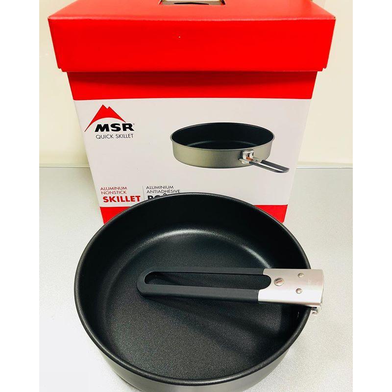 美國MSR Quick Skille 硬鋁不沾煎盤/不沾鍋/平底鍋7吋| 蝦皮購物