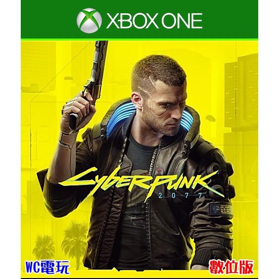 【WC電玩】XBOX ONE Series X 中文 電馭叛客 2077 下載版 無光碟非序號
