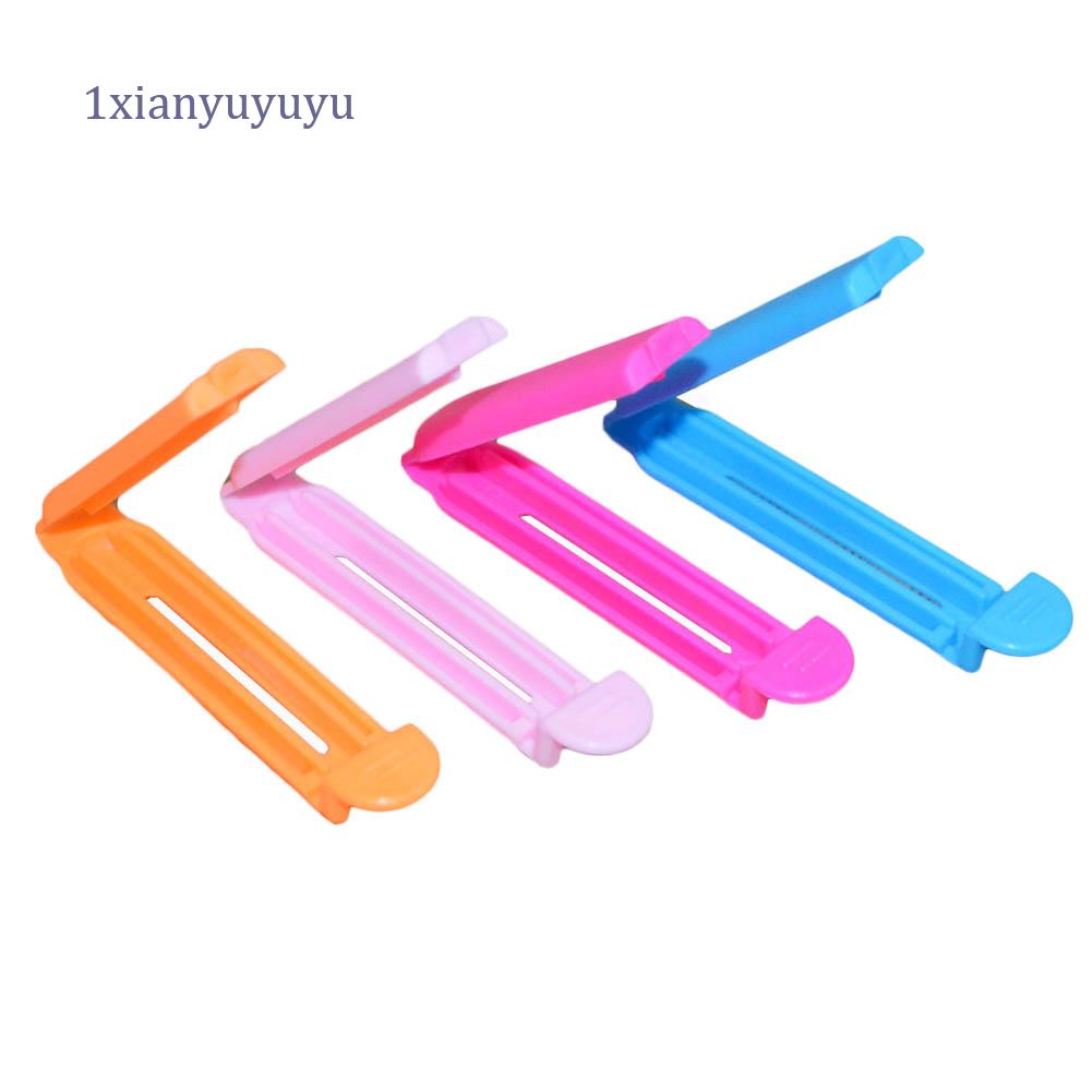 1xianyuyu Tranquillt 食品密封夾密封夾顏色隨機