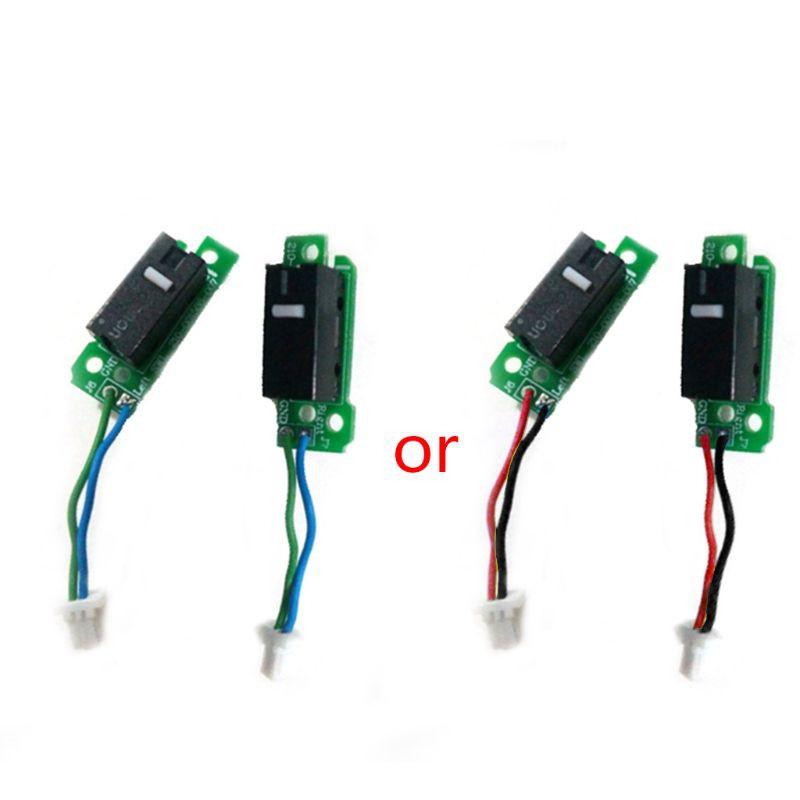 維修配件Logitech G900 G903鼠標按鈕板電纜的鼠標微動開關