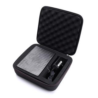 【全場五折】(海外直發)Seagate Expansion 8TB硬盤收納包 USB3.0硬盤保護套希捷3.5寸包收納包