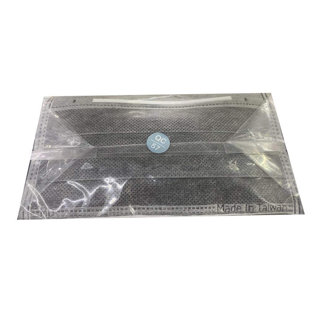 【順易利】活性碳口罩 醫療雙鋼印-現貨供應