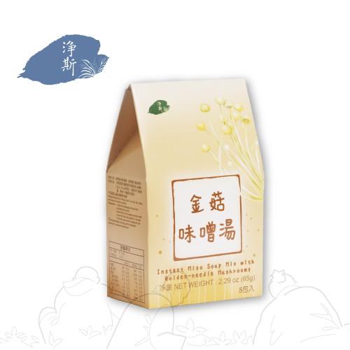 金菇味噌湯 1盒(4入裝)