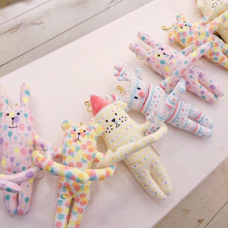 craftholic 多功能收納娃娃-聖誕限定麋鹿(日本正版)