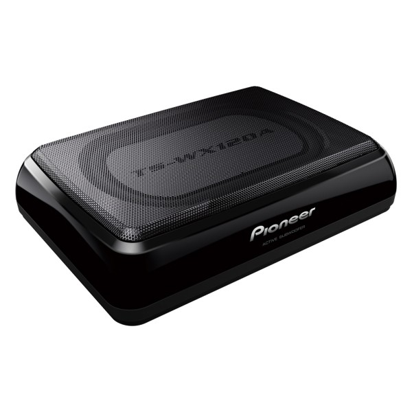 銓展專賣先鋒 PIONEER TS-WX120A 13*21公分超薄型密閉主動式重低音喇叭150W