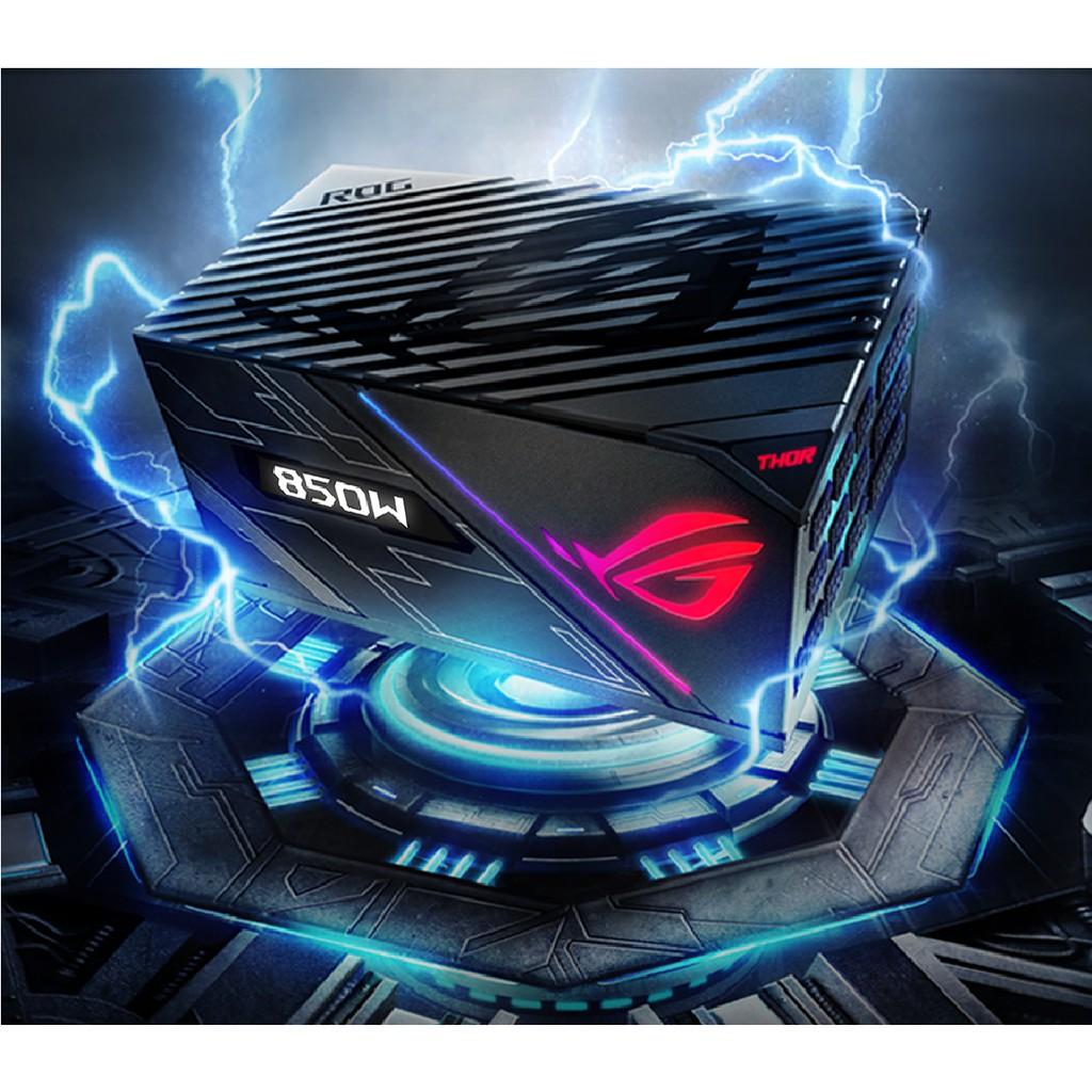 華碩 ROG THOR 850P(850W)/1200P(1200W) 雙8/白金/80Plus/ 全模組  電源供應器