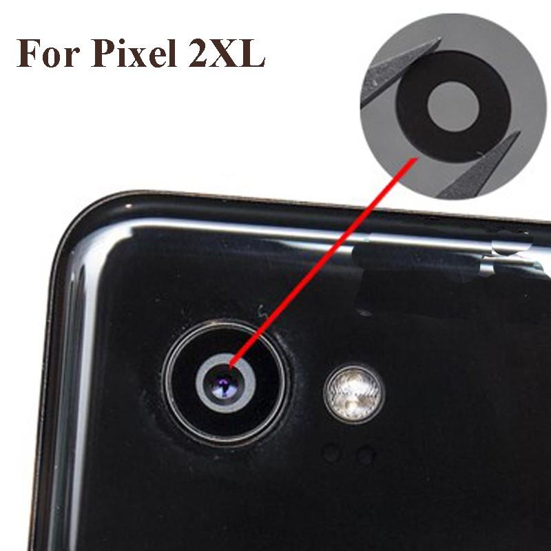 高品質對於谷歌Pixel 2 XL 2XL後置鏡頭玻璃鏡頭維修維修零件測試良好Pixel2 XL