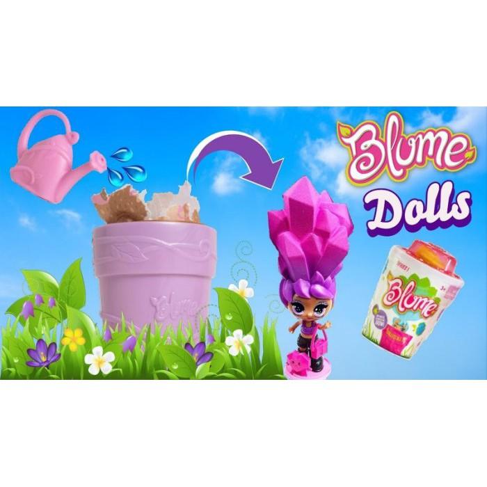 ~SMART~ Blume Doll 神奇爆髮盆栽 正版公司貨