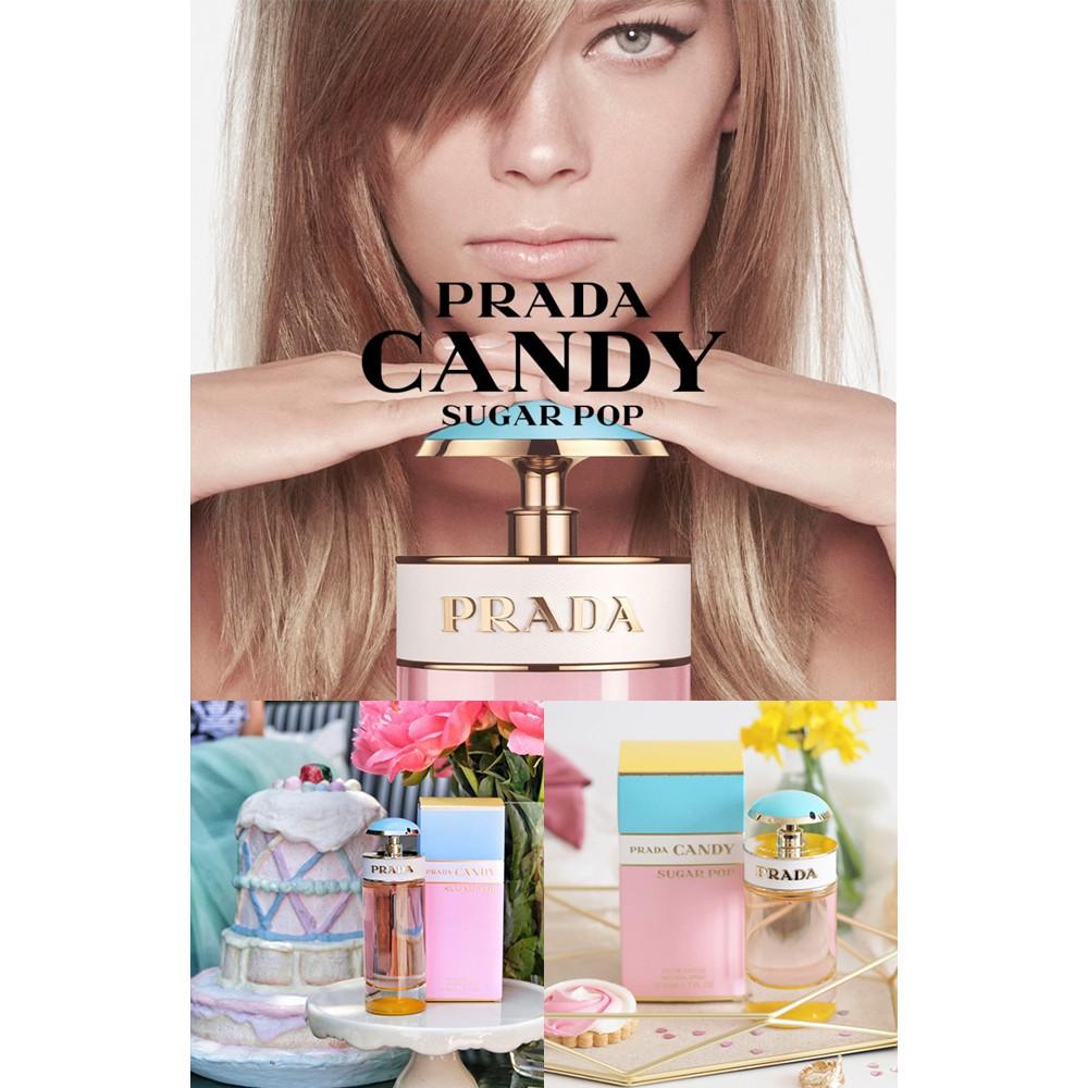 Prada Candy軟糖小姐女性淡香精80ml