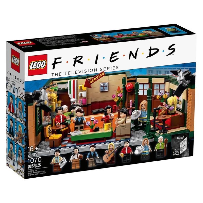 [一天一樂高]21319 LEGO Friends 六人行