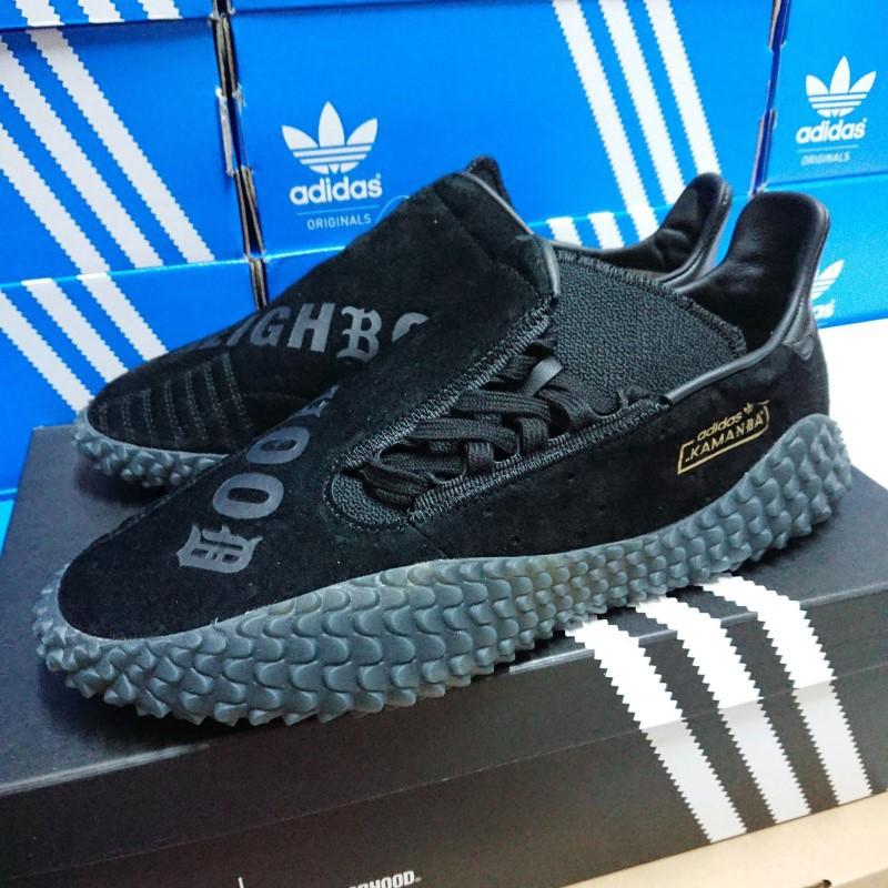 A.G 代購adidas x Neighborhood NBHD Kamanda 01 Black 黑 B37341