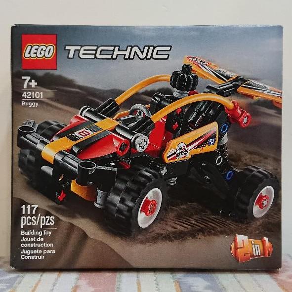 【Joyw】美版樂高 LEGO  #42101 Technic 科技系列 沙灘越野車