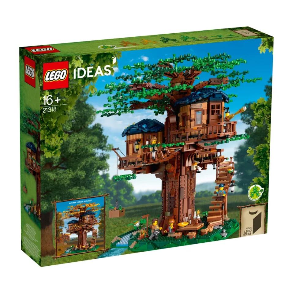 【甜心城堡樂高專賣】 Lego 21318 樹屋 現貨促銷免運!