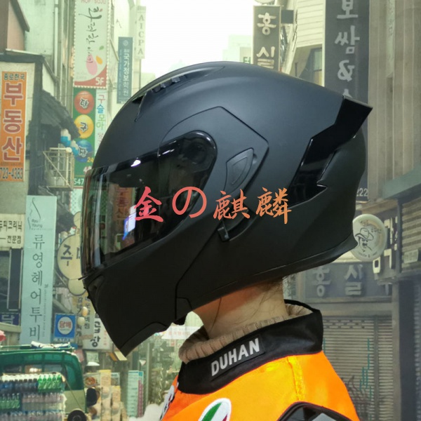 ORZ車頭盔全盔跑盔個性酷全覆式男女四季通用帽 機車 安全帽